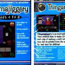 Thingamajiggery (Make 25 Crafts) Ages 4-8 CD-ROM for Win/Mac - NEW in SLEEVE