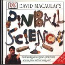 The Way Things Work: Pinball Science (Ages 9-14) CD-ROM Win/Mac - NEW in SLEEVE