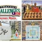 Strategy Challenges 1 (Ages 8+) CD-ROM for Win/Mac - NEW in SLEEVE