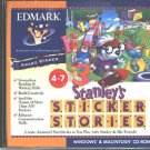 Stanley's Sticker Stories (Ages 4-7) CD-ROM for Win/Mac - NEW in SLEEVE