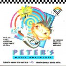 Peter's Magic Adventure (Ages 4-8) CD-ROM for Win/Mac - NEW in SLV