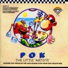 POK the Little Artiste (Age3-6) CD-ROM for Win/Mac - NEW in SLV