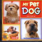My Pet Dog (Ages 6+) CD-ROM for Win/Mac - NEW in JC