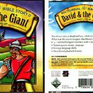 Multilingual Bible Story II: David & the Giant (Ages 4+) CD Win/Mac - NEW in JC