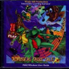 Menlo The Frog: A Musical Fairy Tale (Ages 3-7) CD-ROM Win/Mac - NEW in SLEEVE