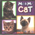 Me & My Cat (Ages 6+) CD-ROM for PC/MAC - NEW in SLEEVE