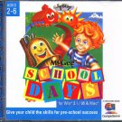 McGee SCHOOL DAYS (Ages 2-6) CD-ROM for Win/Mac - NEW in SLEEVE