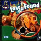 Lost & Found Volume 3 (Ages 4-9) CD-ROM for Win/Mac - NEW in SLEEVE