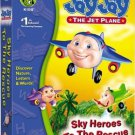 Jay Jay The Jet Plane: Sky Heroes to Rescue (Ages 3-7) CD Win/Mac - NEW in SLV