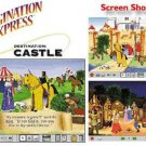 Imagination Express: Destination Castle (Ages 6-12) CD Win/Mac - NEW in SLEEVE