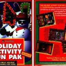 Holiday Activity Fun Pak (Ages 3+) CD-ROM for Win/Mac - NEW in SLV