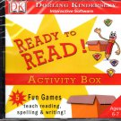 DK: Ready To Read Activity Box (Ages 6-7) CD-ROM for Win/Mac - NEW in SLEEVE