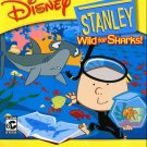 Disney Stanley Wild for Sharks! (Ages 3-6) CD-ROM for Win/Mac - NEW in SLV