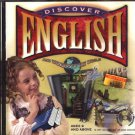 Discover: English (Ages 9+) CD-ROM for Win/Mac/OS2 - NEW in JC