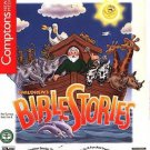 Children's BIBLE STORIES (Ages 3-8) PC CD-ROM for Win/Mac - NEW in SLEEVE