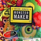 Awesome Animated Monster Maker (Ages 3+) CD-ROM for Win/Mac - NEW in SLV