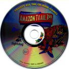 Amazon Trail 3rd Edition (Ages 9+) CD-ROM for Win/Mac - NEW in SLV