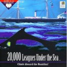 20,000 Leagues Under the Sea (Ages 5-12) CD-ROM Win/Mac - NEW in SLV