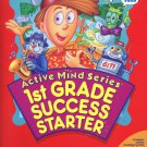 1st Grade Success Starter (2CDs) for Win/Mac - NEW in SLEEVE