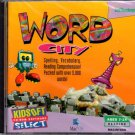 Word City (Ages 7-14) CD-ROM for Macintosh - NEW in SLEEVE