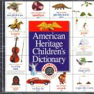 American Heritage Children's Dictionary CD-ROM for Macintosh - NEW in SLEEVE