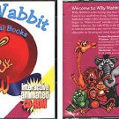 Willy Wabbit & His Magical Books CD-ROM for Win/Mac - NEW in SLEEVE