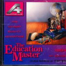 The Education Master CD-ROM for PC - NEW in SLEEVE