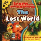 The Lost World (Ages 6-10) PC CD-ROM for Windows 98/Me - NEW in SLEEVE