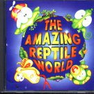 The Amazing Reptile World CD-ROM for Windows - NEW in SLEEVE