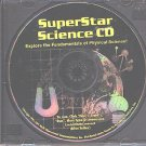 SuperStar Science CD (Ages 8-12) CD-ROM for Win 3.1/95/98 - NEW in SLV