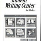 Student Writing Center (Ages 10+) PC-CD for Windows - NEW in SLEEVE