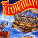Stowaway! (Ages 8-11) 2007 Edition CD-ROM for Windows - NEW in SLV