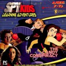 Spy Kids: The Candy Conspiracy (Ages 7-10) CD-ROM for Windows - NEW in SLV