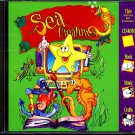 Sea Creatures (Ages 4-8) PC CD-ROM Windows - NEW in SLEEVE