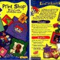 Rugrats Print Shop (Ages 6-12) PC CD-ROM for Windows 95/98 - NEW in SLEEVE