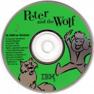 Peter & the Wolf (Ages 3-8) PC-CD for Windows - NEW in SLEEVE