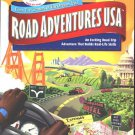 Road Adventures USA (Ages10+) 3CDs for Windows - NEW in SLV