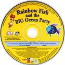 Rainbow Fish and the Big Ocean Party (Ages 3-7) CD-ROM for Windows - NEW in SLV