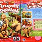 Pet Vet 3D: Wild Animal Hospital CD-ROM for Windows - NEW in SLV