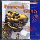 Primeval Giants CD-ROM for Windows - NEW in SLEEVE