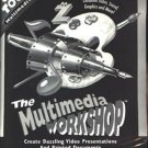 Multimedia Workshop (Ages 10+) CD-ROM for Windows - NEW in SLV