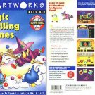 Magic Spelling Games (Ages 4-8) CD-ROM for Windows - NEW in SLEEVE