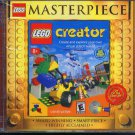 LEGO Creator (Ages 8+) 2 CDs for Windows - NEW in SLEEVE