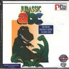 Jurassic ABC CD-ROM for DOS/Win - NEW in SLEEVE