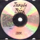 Jungle Book (Ages 5-9) 2-CD's for Windows - NEW in SLEEVE