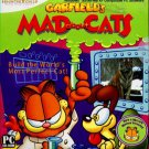 Garfield's: Mad About Cats (Ages 6+) CD-ROM for Win 95/98/Me/XP - NEW in SLV