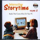 Interactive Storytime Vol. 2 CD-ROM for DOS - NEW in SLEEVE