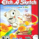 Etch A Sketch CD-ROM for Windows XP/Vista - NEW in SLV