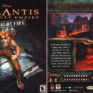 Disney's Atlantis The Lost Empire: Trial By Fire PC CD-ROM - NEW in SLEEVE