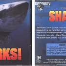 Discovery Channel: SHARKS! CD-ROM for Windows -NEW in SLV
